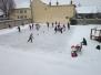 Zimní sporty na I. stupni