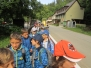Čtvrťáci a Moravský kras