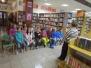 Druháčci v knihovně