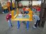 Hry a klamy  - výstava Kovosteel