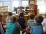 Návštěva druháků v knihovně