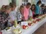 Výstava ovoce na I. stupni
