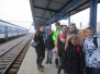 ŽP - výjezd Brno