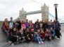 Zájezd do Londýna